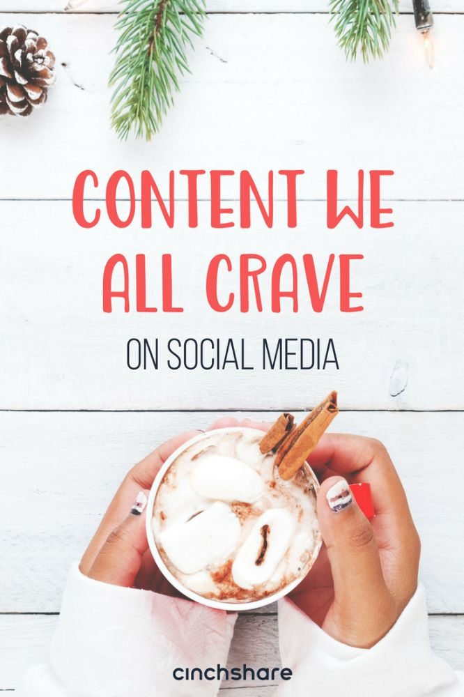 What catches your eye and makes you stop scrolling when you're online? That's what you want to post on social media for your business! Read more about content that people crave in our latest blog post