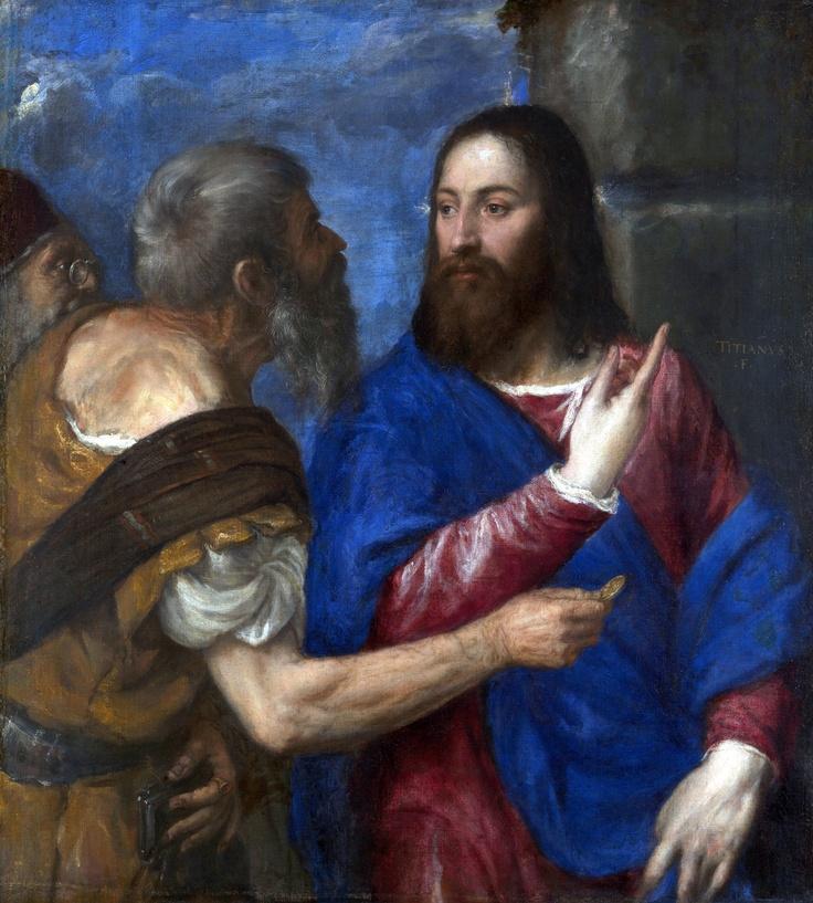 Versatile Paintings by Tiziano Vecellio – I.D. 89