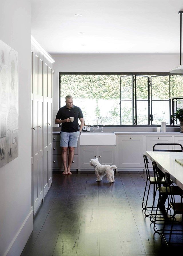 Mark Beretta and Jimmy | Home Beautiful Magazine Australia