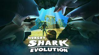 Descargar juegos para pc por mega 2014: Hungry Shark Evolution v2.3.4 [Apk+Datos] [Oro+Gem...