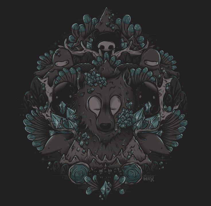 Natural Anthem by recycledwax.deviantart.com on @DeviantArt