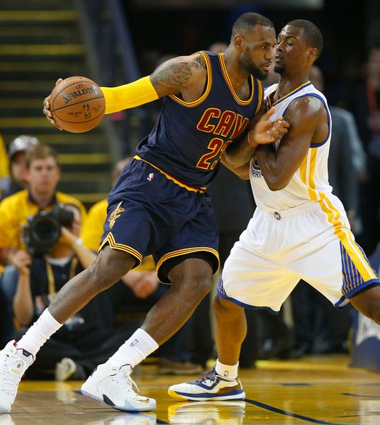 Thompson: Warriors beat Lebron at his best