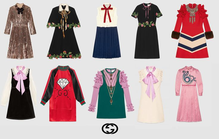 Gucci dresses #gucci #dress