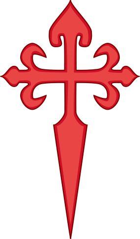 St. James' cross #2