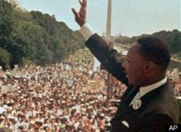 "The full ""I have a dream"" speech... you might find it isn't as happy and peaceful as your history class made it out to be."