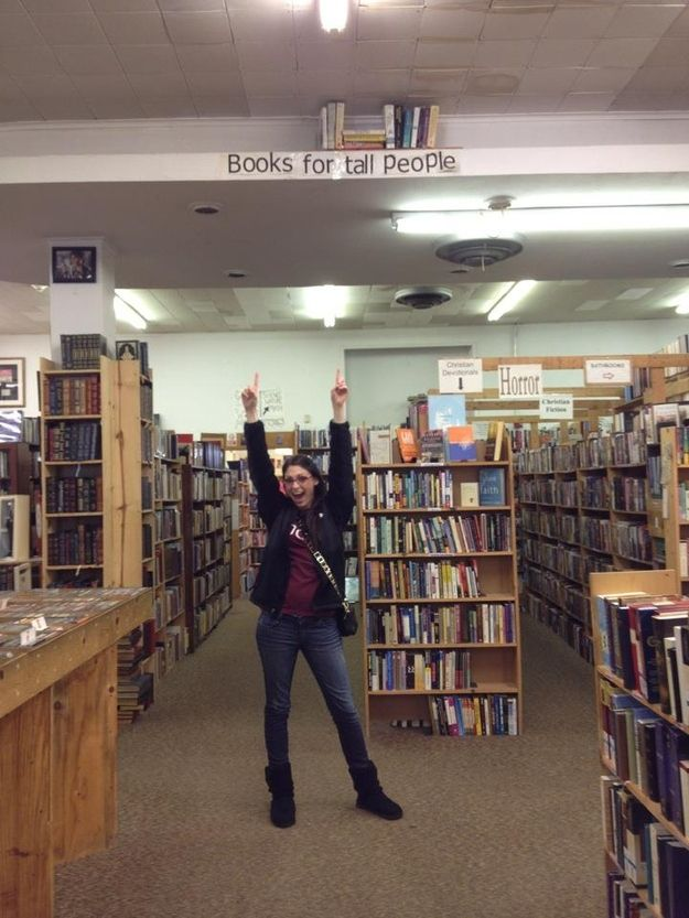 36 Reasons Why We Love Bookstores. #36 is the best ...it was like a trip down memory lane.