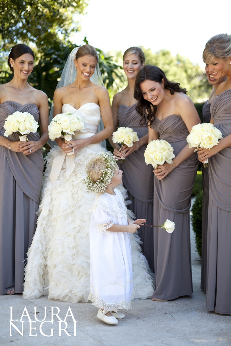 219 best gray weddings images on pinterest gray weddings gray a classic coastal wedding with gold white and taupe details at a destination wedding location in the south love this color combo ombrellifo Gallery