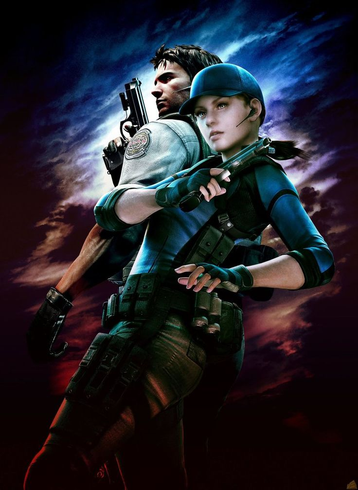 Resident Evil 5 HD [PlayStation 4] – Shopville