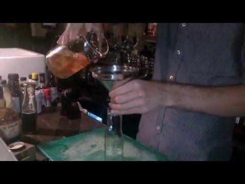 Adam McMahon : Frontier Room (London) – Le cocktail connoisseur