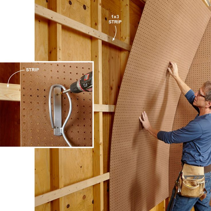 25 Best Pegboard Garage Trending Ideas On Pinterest