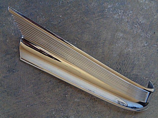 1962 Ford Galaxie 500 Lh Rear Sail Panel Trim Ford Galaxie 500 Ford Galaxie Galaxie 500