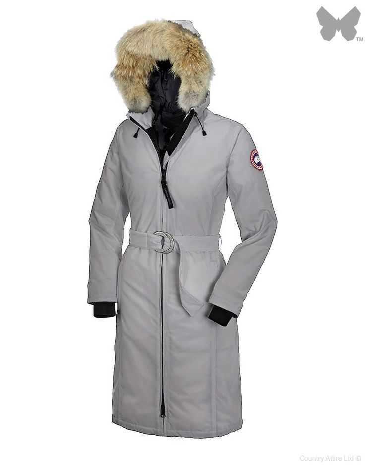 Canada Goose Ladies' Whistler Parka – Silverbirch | Country Attire