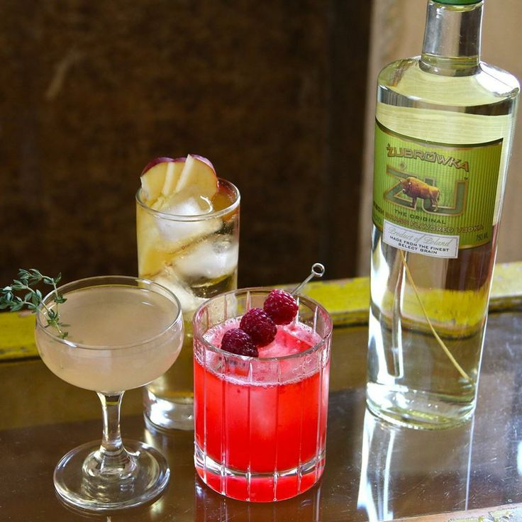 Maple Flavored Vodka Drink Recipes