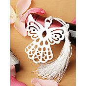 Silver Angel With Tassel Bookmark Favor – USD $ 1.99