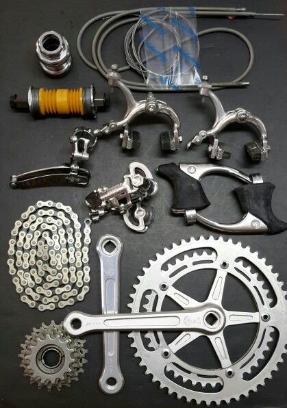 Campagnolo G sport groupset