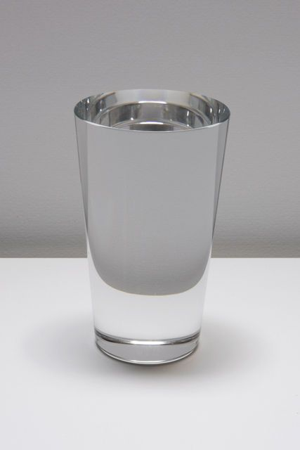 Solide pure cristal, Water glass