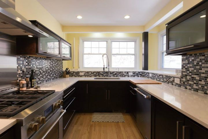 Simply Elegant Efficient Kitchen In South Orange Nj