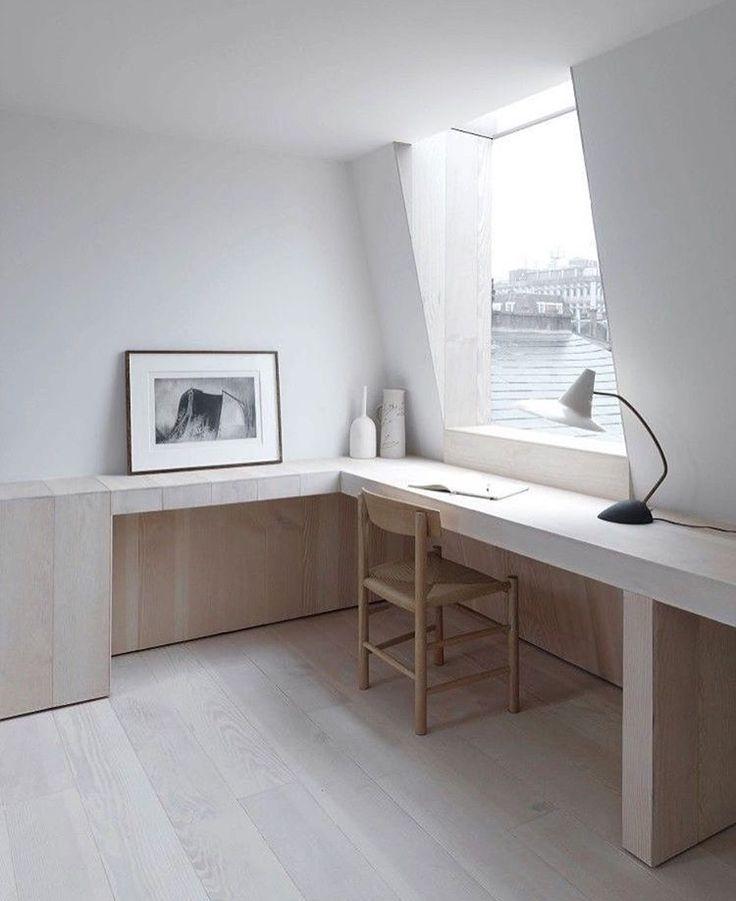 Minimalist Study Room: 70 Best Living Room Inspiration (blue Grey Cream Duck Egg