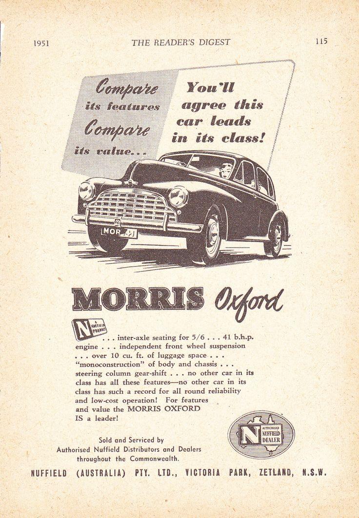 https://flic.kr/p/f6fX1W   '51 Morris Oxford Nuffield (Aussie)