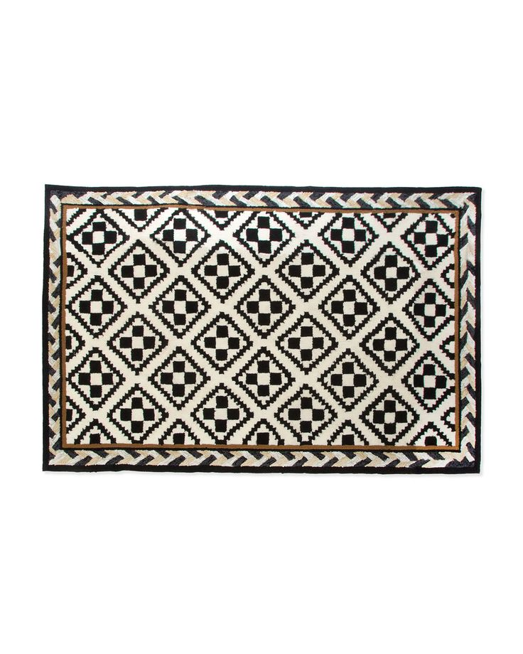 17 best images about mackenzie childs outdoors on for Mackenzie childs fish rug