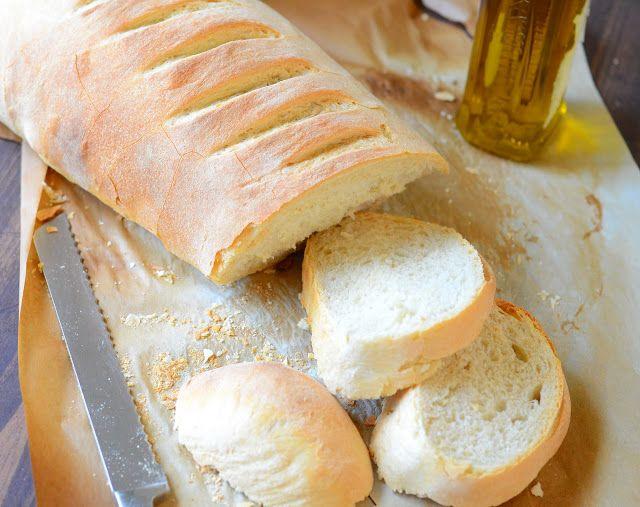 Rustic Italian Bread Recipe! I LOVE BREAD!