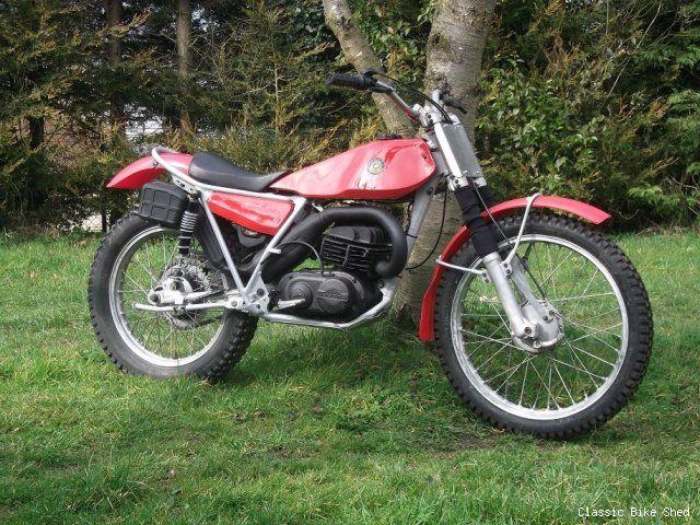 Bultaco Sherpa 350, 1978, £ 2,150.00