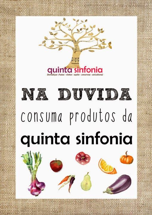 Promotional flyer Quinta Sinfonia