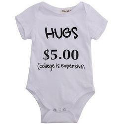 HUGS Onesie