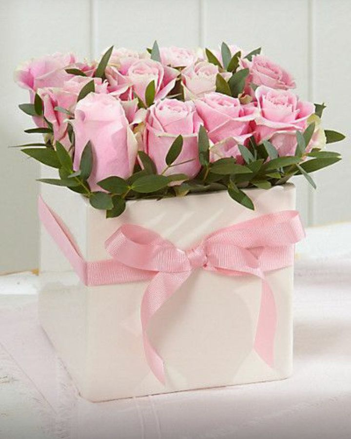 Фото поздравления с днем рождения женщине красивые цветы