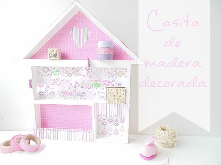 82 best images about maderas on pinterest hanging file for Casitas de madera