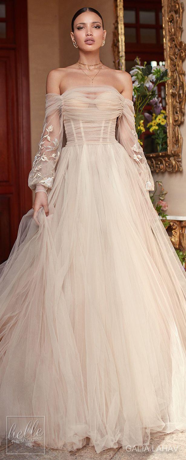 Wedding dress by Galia Lahav Couture Bridal - Fall 2018 - Florence by Night - Magnolia