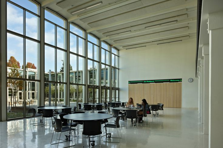 Gallery of Nathan Hale High School Modernization / Mahlum - 8