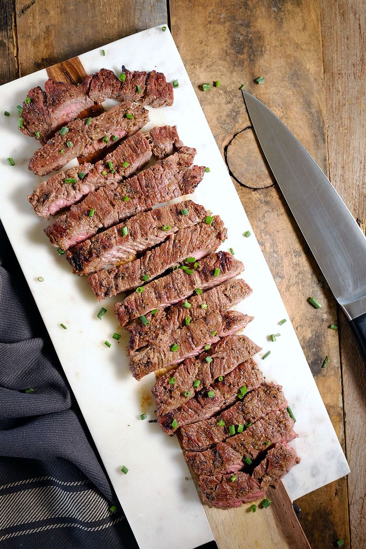 This easy Paleo steak marinade takes about 5 minutes to put together and is a basic, flavorful marinade that you can use over and over. Only 8 ingredients!