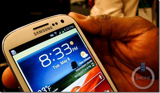 Samsung Galaxy S III – An In-Depth Look