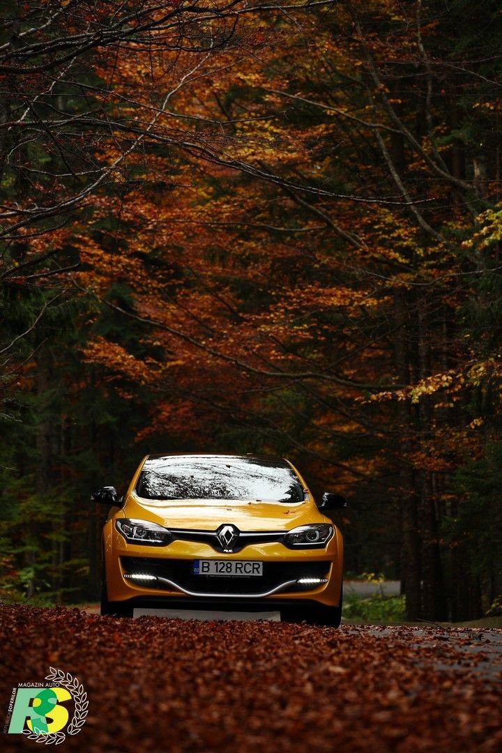 Renault Megane R.S. 275 Trophy/ Foto - Mihai Dăscălescu