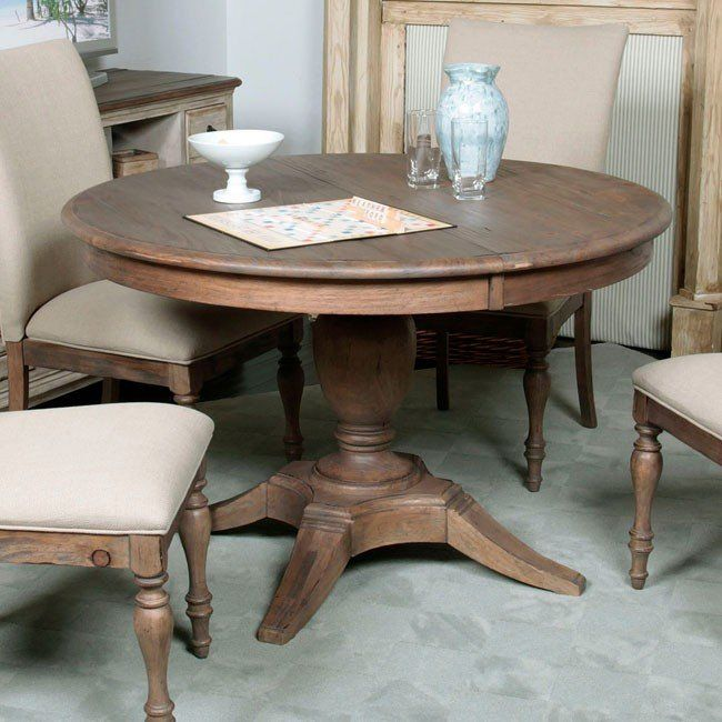 Weatherford Milford Dining Table Grey Heather Kitchen Table Settings Dining Table Dining