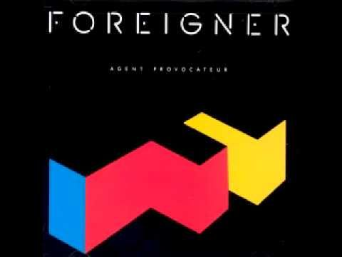 Foreigner - That Was Yesterday + lyrics
