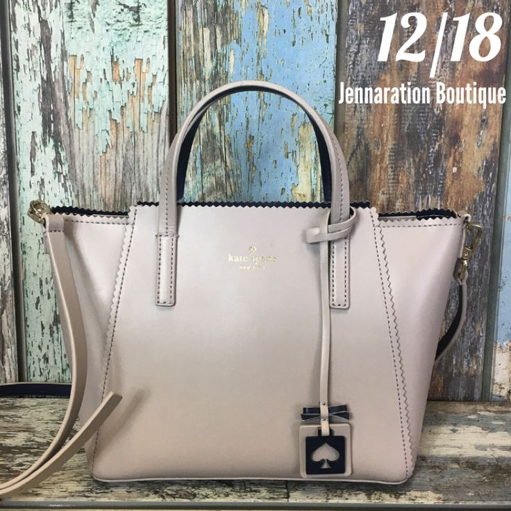 {DAY 18} 25 Days of Jenna's Faves — Today we're giving away a Kate Spade crossbody ($250 VALUE) To enter: Repin and Like this photo. Enter on ALL social media sites for more entries (Instagram, Facebook, Twitter, Snapchat, and Facebook VIP group) Winner will be randomly selected on 12/23 and will be announced in the comments below ❤