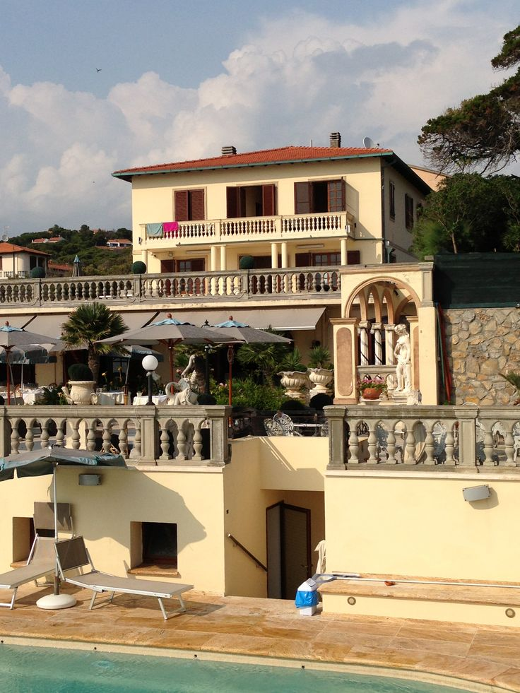 Villa Margherita, Quercianella (Toscana)