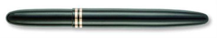 Shiny Black Bullet Space Pen - 400SB - $25.00