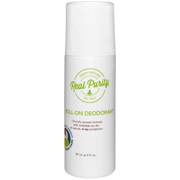 iHerb.com - Customer Reviews -Real Purity, Roll-On Deodorant, 3 fl oz (89 ml)