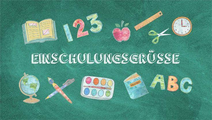 Verschickt liebevolle Grüße zum Schulstart ✍ Wir haben die schönsten Gedichte und Sprüche für Dich als Grußkarten ✔ Einfach kostenlos downloaden ✔