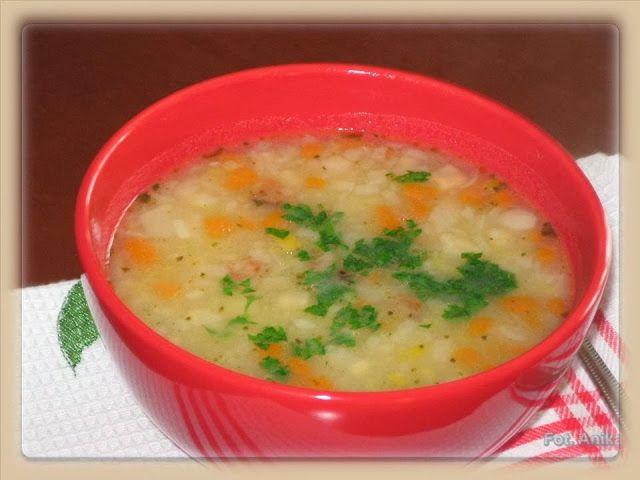 Niemiecka zupa ziemniaczana