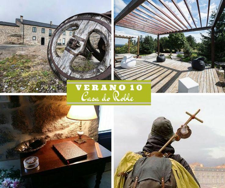 ¡Tenemos todo para que pases un VERANO 10! A mitad de #camino entre #ACoruña y #Lugo  info@casadoroble.com 600 550 552 #turismorural #planazo #Galicia #Guitiriz #evento #relax #turismoalternativo #verano10 #verano2015 #vacaciones — en Casa do Roble.