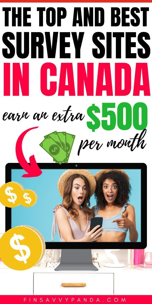 10 Best Paid Survey Sites in Canada
