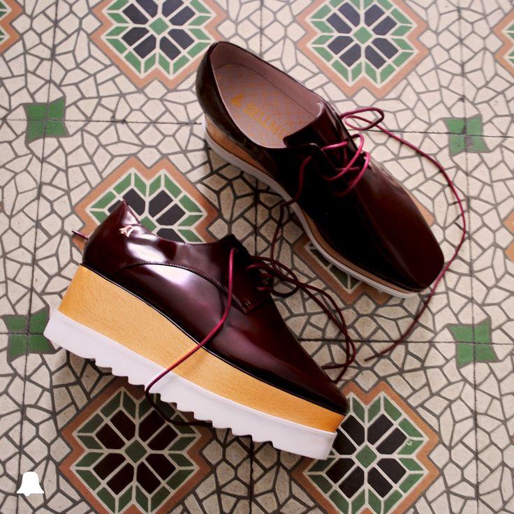 ¡Nuestro elegido de #BellmurShoes en el color de temporada, con un #SpecialPrice imperdible!  - Acordonado Wood // ZBELL120   Te esperamos en nuestro local de Montevideo Shopping