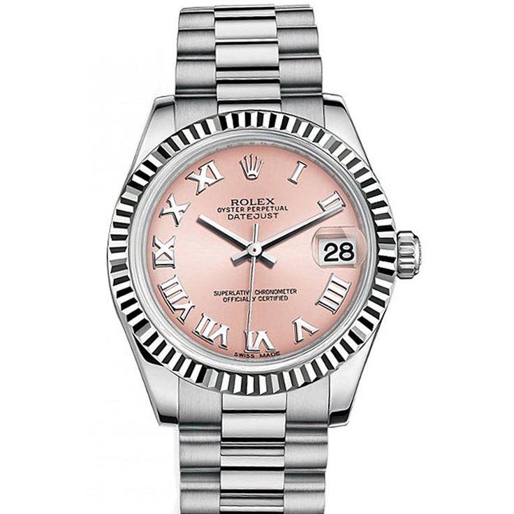Rolex Datejust Frauen