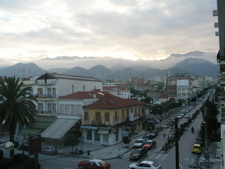 Sparta, Greece- where my dad is from