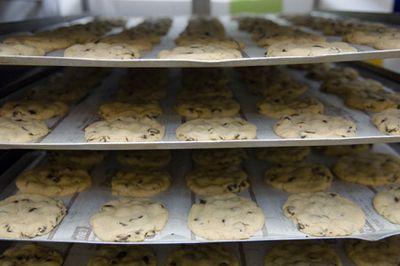 La recette des cookies Laura Todd