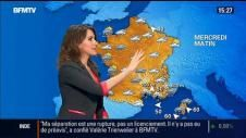 Comprendre la météo du jour - check the forecast for the day and see if students can talk and/or write about it